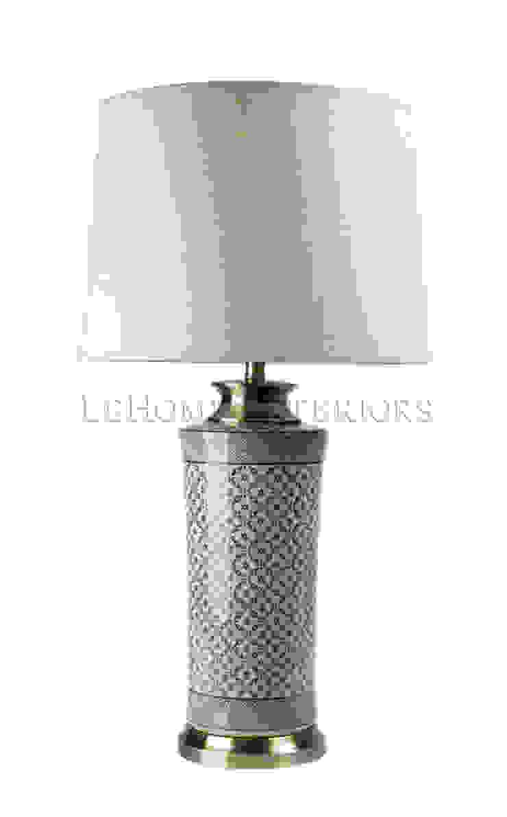 Лампа настольная F243 от LeHome Interiors Классический Керамика