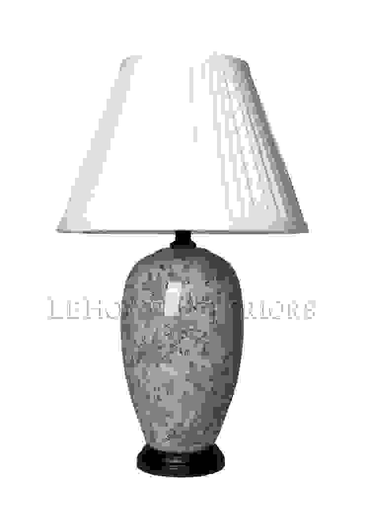 Лампа настольная F245 от LeHome Interiors Классический Керамика