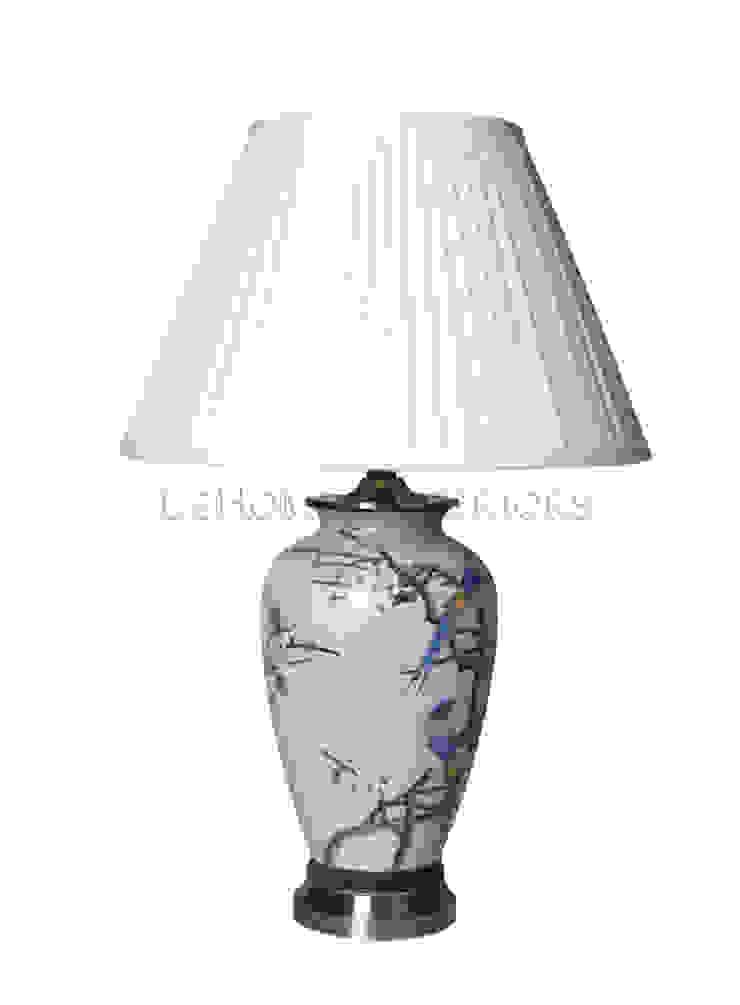 Лампа настольная F246 от LeHome Interiors Классический Керамика