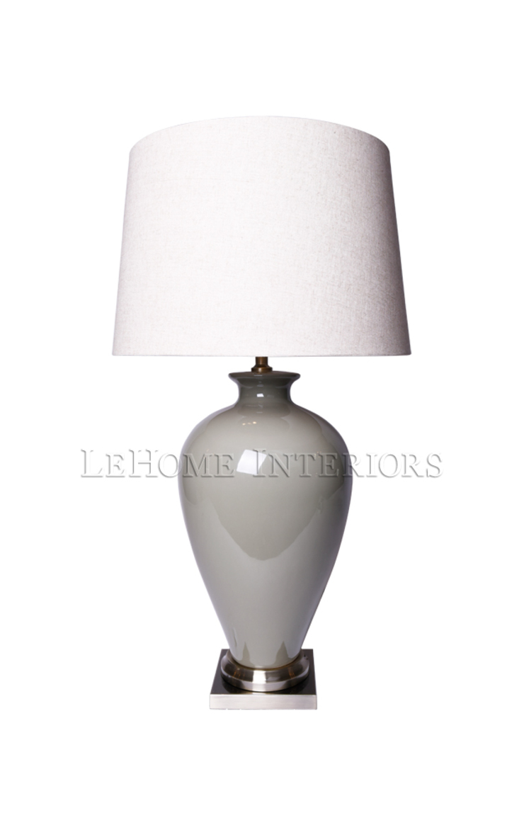 Лампа настольная F249 от LeHome Interiors Классический Керамика