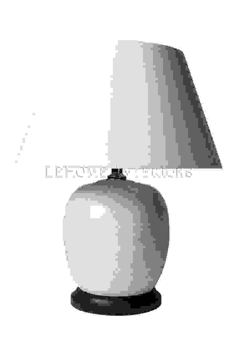 Лампа настольная F251 от LeHome Interiors Классический Керамика