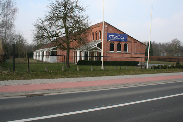 DI-vers architecten - BNA Rumah Modern
