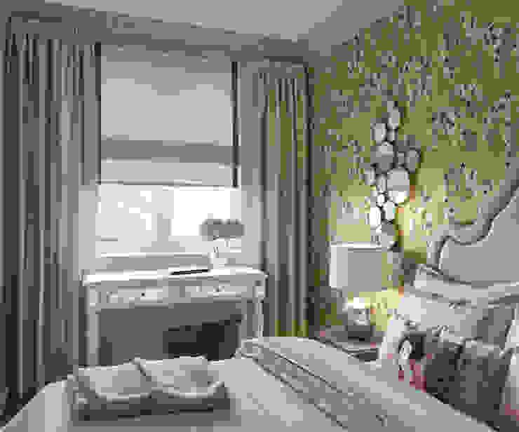 Неоклассика Classic style bedroom by Interiorbox Classic