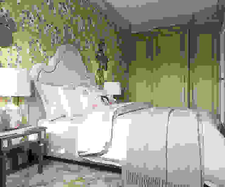 Неоклассика Dormitorios de estilo clásico de Interiorbox Clásico