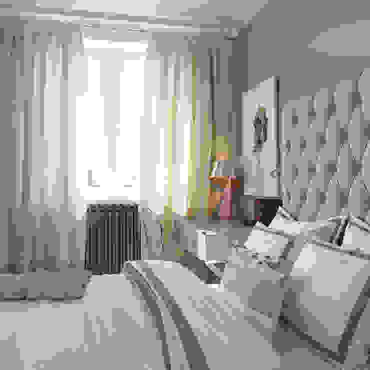 Минимализм Dormitorios de estilo minimalista de Interiorbox Minimalista