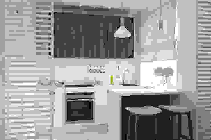 Минимализм Cocinas de estilo minimalista de Interiorbox Minimalista