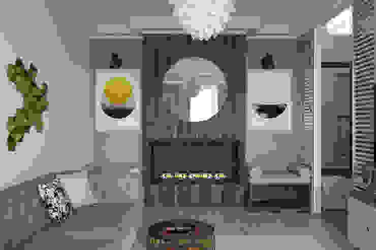 Минимализм Livings de estilo minimalista de Interiorbox Minimalista