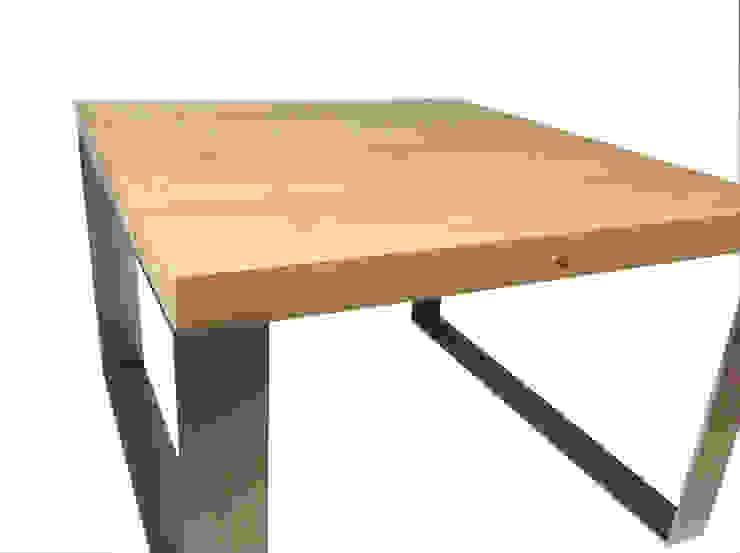 Studio OPEN DESIGN Living roomSide tables & trays Parket
