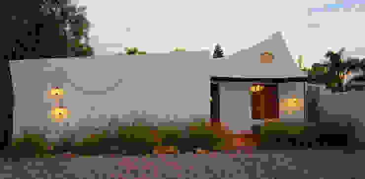 Casas de estilo  por Juan Carlos Loyo Arquitectura , Moderno