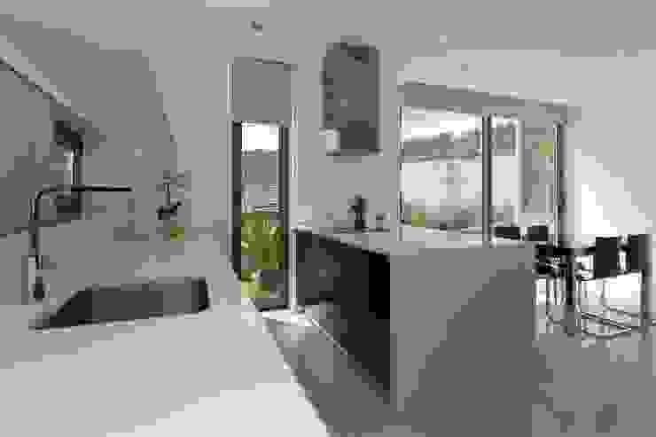 Cocinas modernas de 136F - Arquitectos Moderno