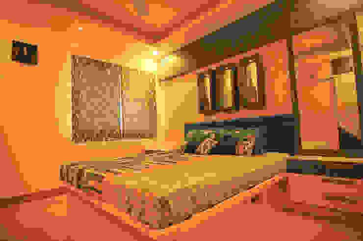 Minimalist bedroom by Ambiance Design Studio Minimalist