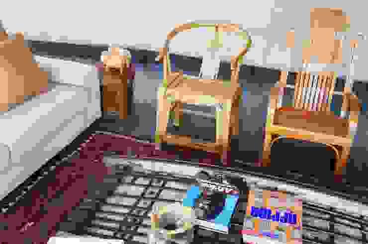 Juan Carlos Loyo Arquitectura Ruang Keluarga Modern