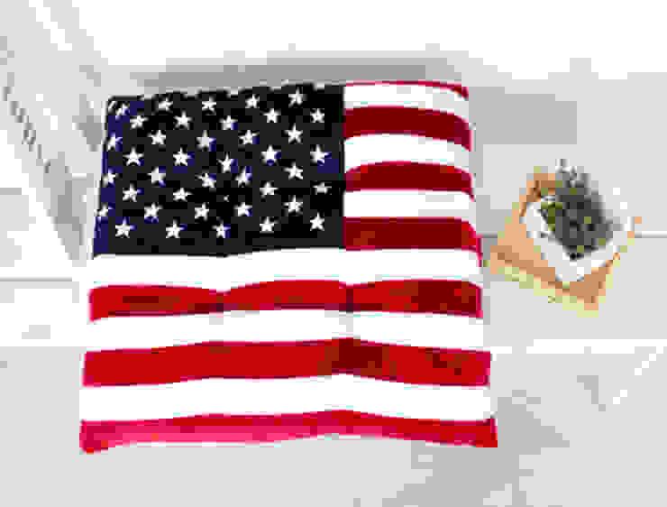 국기 방석 : 이브아이의 현대 ,모던