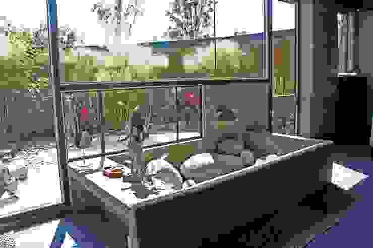 Juan Carlos Loyo Arquitectura Modern living room