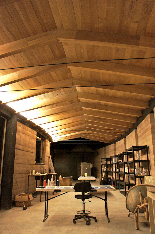 Juan Carlos Loyo Arquitectura Koridor & Tangga Modern