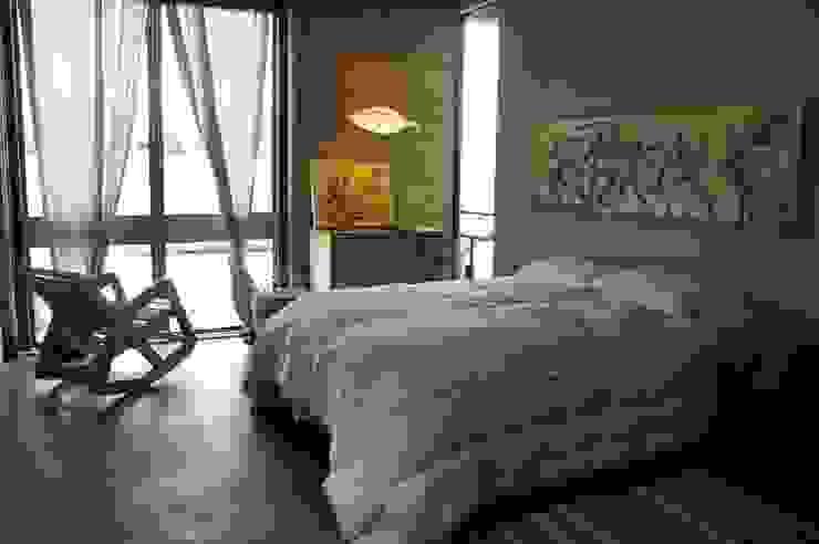 Juan Carlos Loyo Arquitectura Kamar Tidur Modern