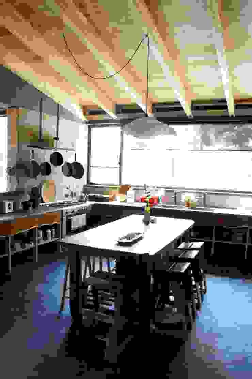 Juan Carlos Loyo Arquitectura Dapur Modern