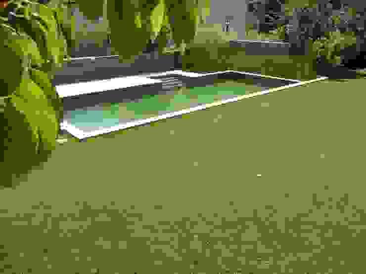 BEGRÜNDER Modern Havuz