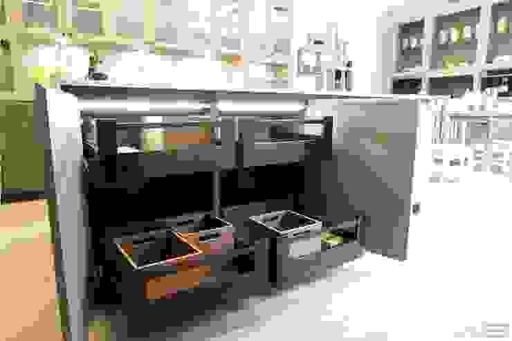 Diseño de Cocina en Casa Decor Cocinas de estilo clásico de Línea 3 Cocinas Madrid Clásico Cuarzo