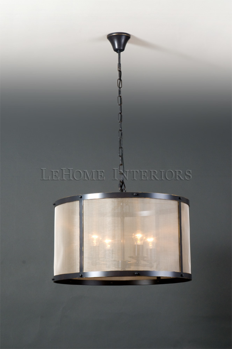 Люстра F107 от LeHome Interiors Лофт