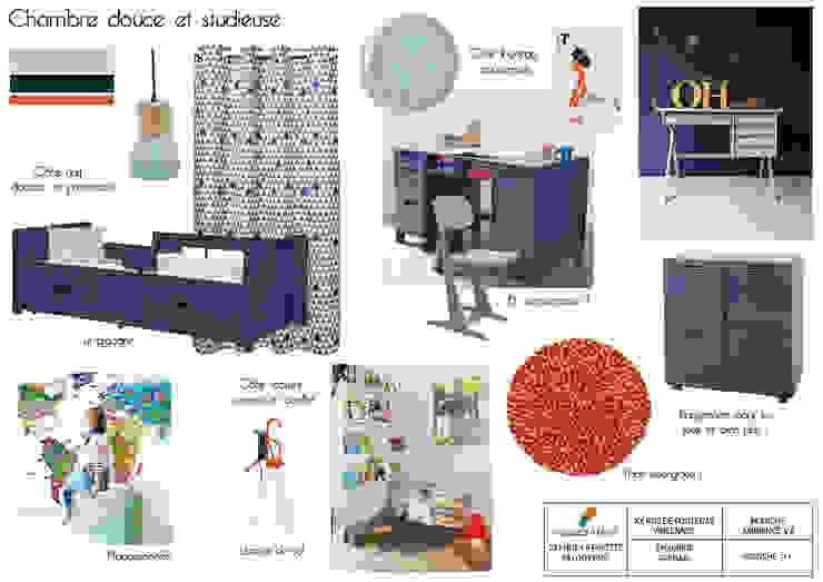 Modern Kid's Room by Espaces à Rêver Modern