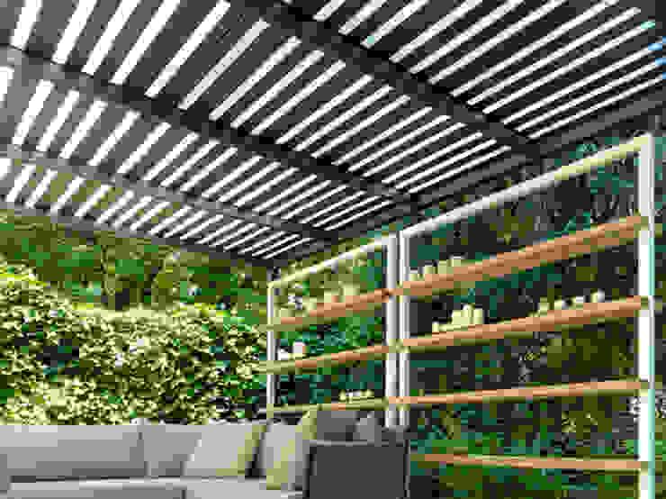 Balconies, verandas & terraces  by Cagis