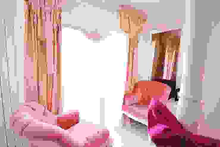 Apartment Murat Aksel Architecture Kırsal/Country Pamuklu Kırmızı