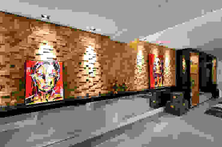 Apartamento EL Salas de jantar modernas por Tamara Rodriguez Aquitetura Moderno