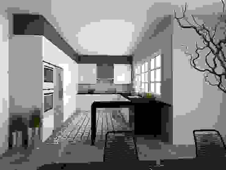 INdesign Modern style kitchen