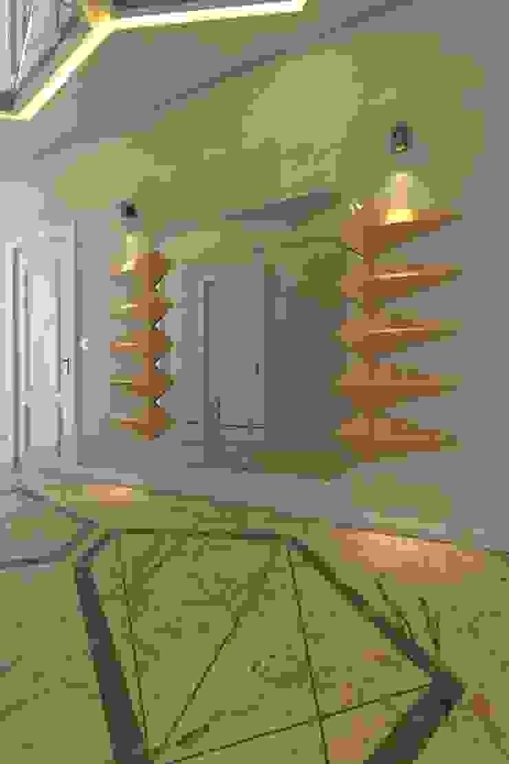 Housing Modern Duvar & Zemin Murat Aksel Architecture Modern Mermer