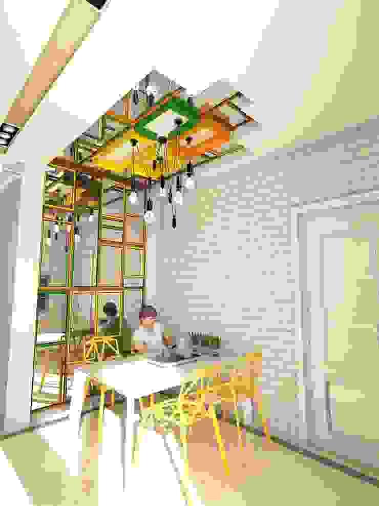 Housing Modern Mutfak Murat Aksel Architecture Modern Ahşap Ahşap rengi
