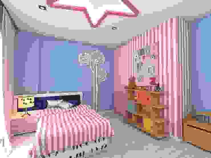 Cuartos infantiles de estilo  por Murat Aksel Architecture