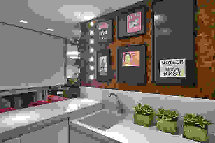 Кухни в . Автор – Isabela Canaan Arquitetos e Associados,