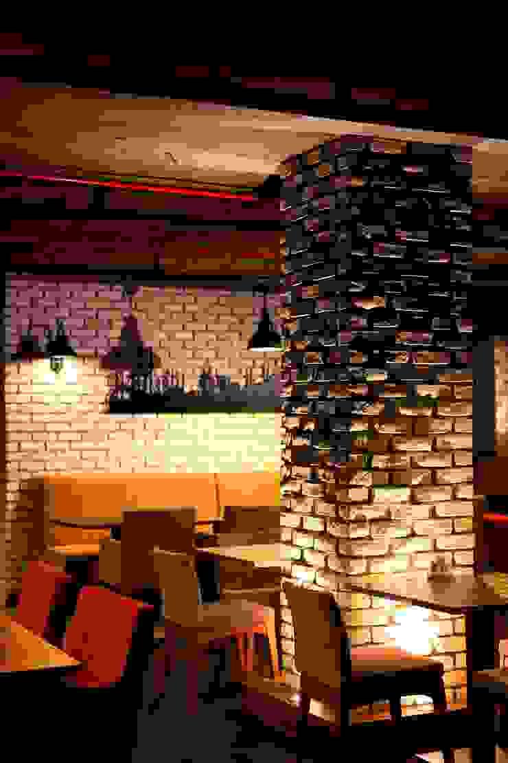 Restaurant Murat Aksel Architecture Kırsal/Country Taş