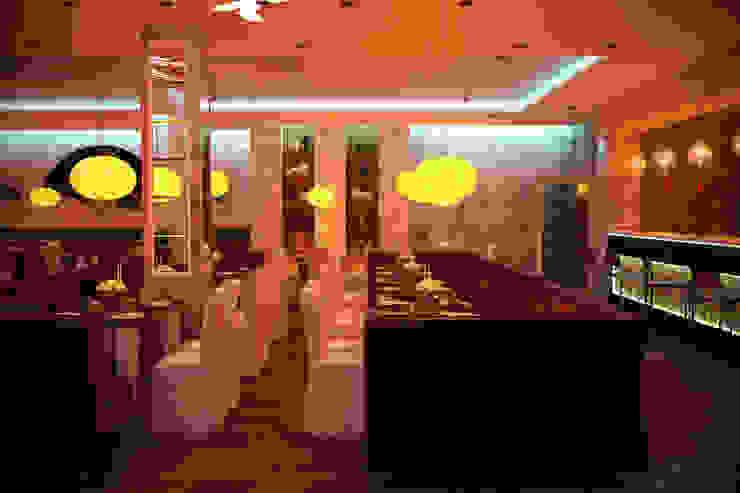 Дизайн ресторана китайской кухни от Студия интерьерного дизайна happy.design Азиатский