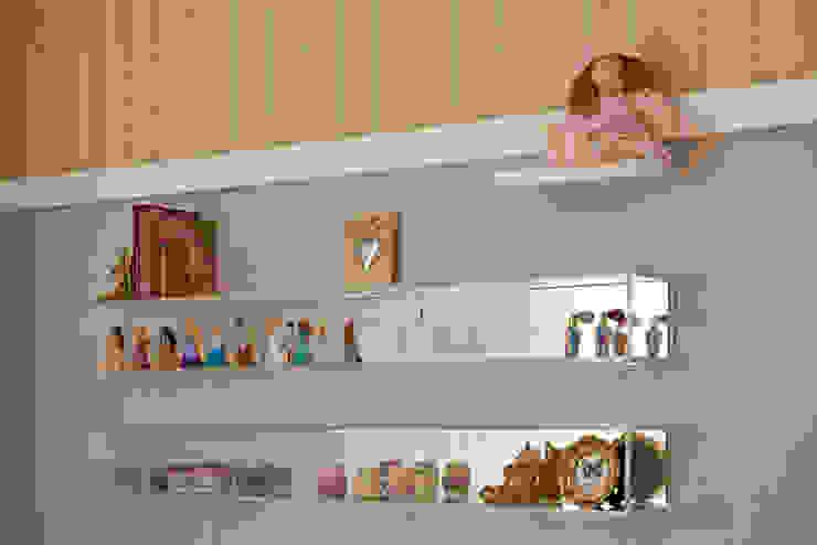 Apartamento GL Quarto infantil moderno por Isabela Canaan Arquitetos e Associados Moderno