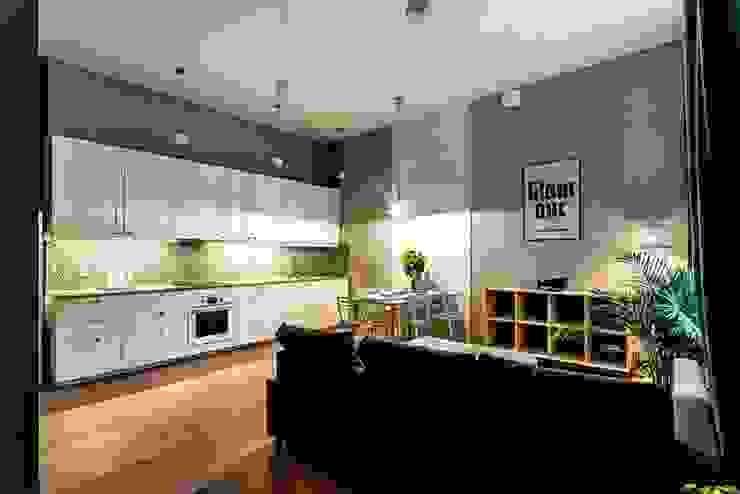 Finchstudio Scandinavian style kitchen