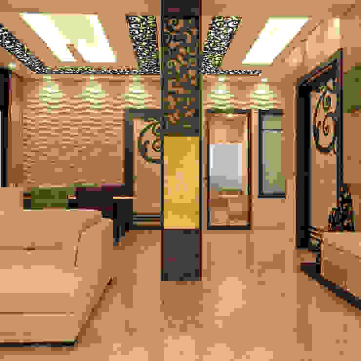 Living room Modern living room by Creazione Interiors Modern