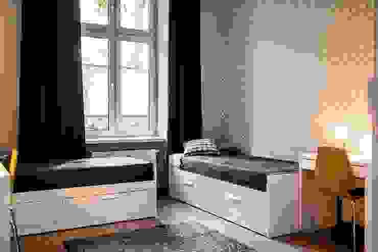 Finchstudio Scandinavian style living room