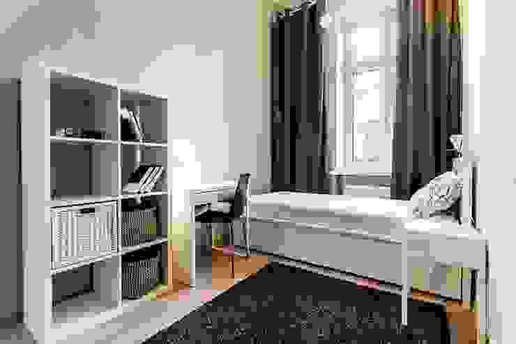 Finchstudio Scandinavian style bedroom