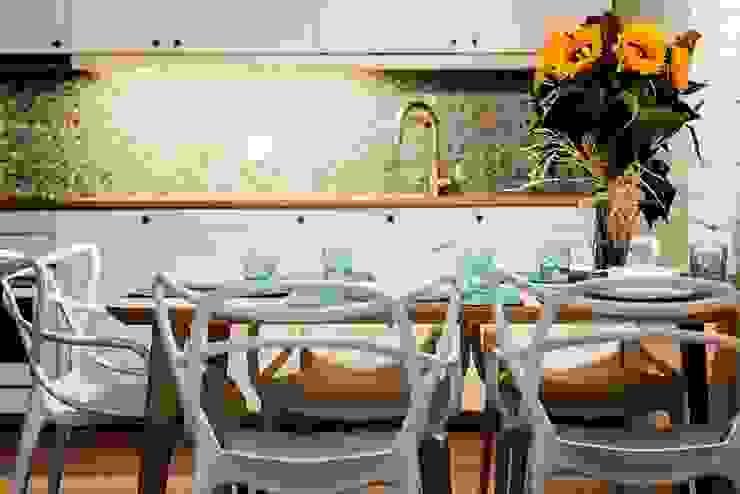 Finchstudio Scandinavian style dining room