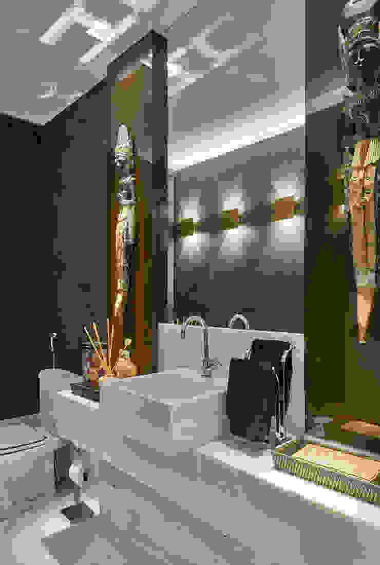 Modern bathroom by Isabela Canaan Arquitetos e Associados Modern