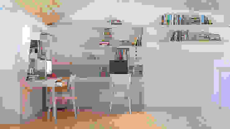 Escritório ThoMon por Infinitta - arte   design   arquitetura   interiores   vm Escandinavo