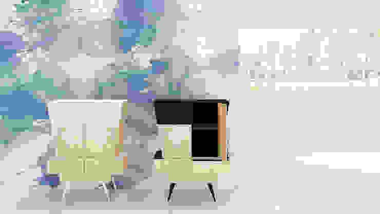 Móvel Dime por Infinitta - arte   design   arquitetura   interiores   vm Escandinavo