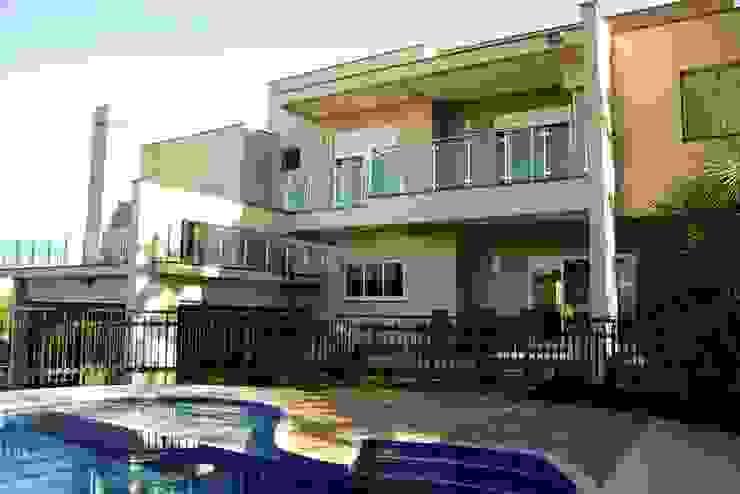 Residência Fereguete Casas modernas por Atelier Arquitetura Moderno