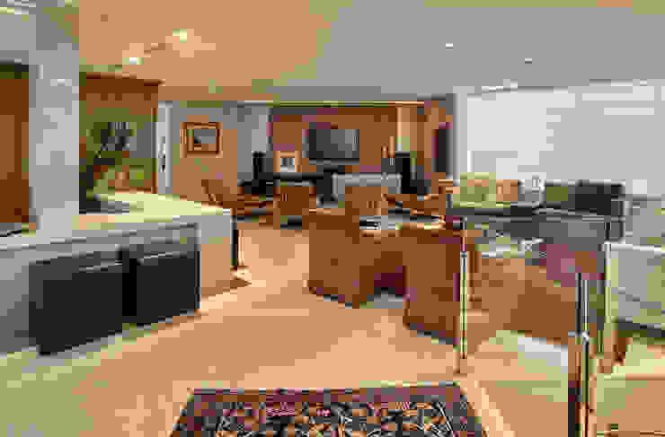 Salas de estilo moderno de Isabela Canaan Arquitetos e Associados Moderno