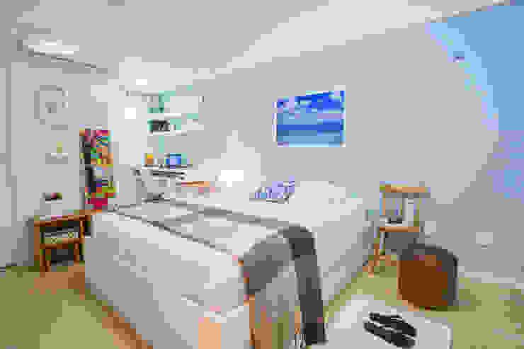 FLAT B&C Quartos modernos por Casa2640 Moderno