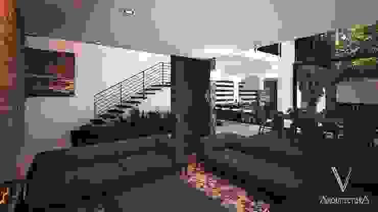 Vista desde sala de V Arquitectura
