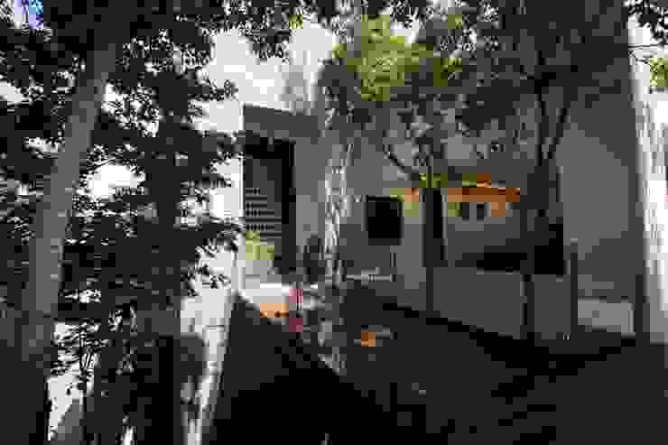 Casa San Angel Casas modernas de ODICSA Moderno Piedra