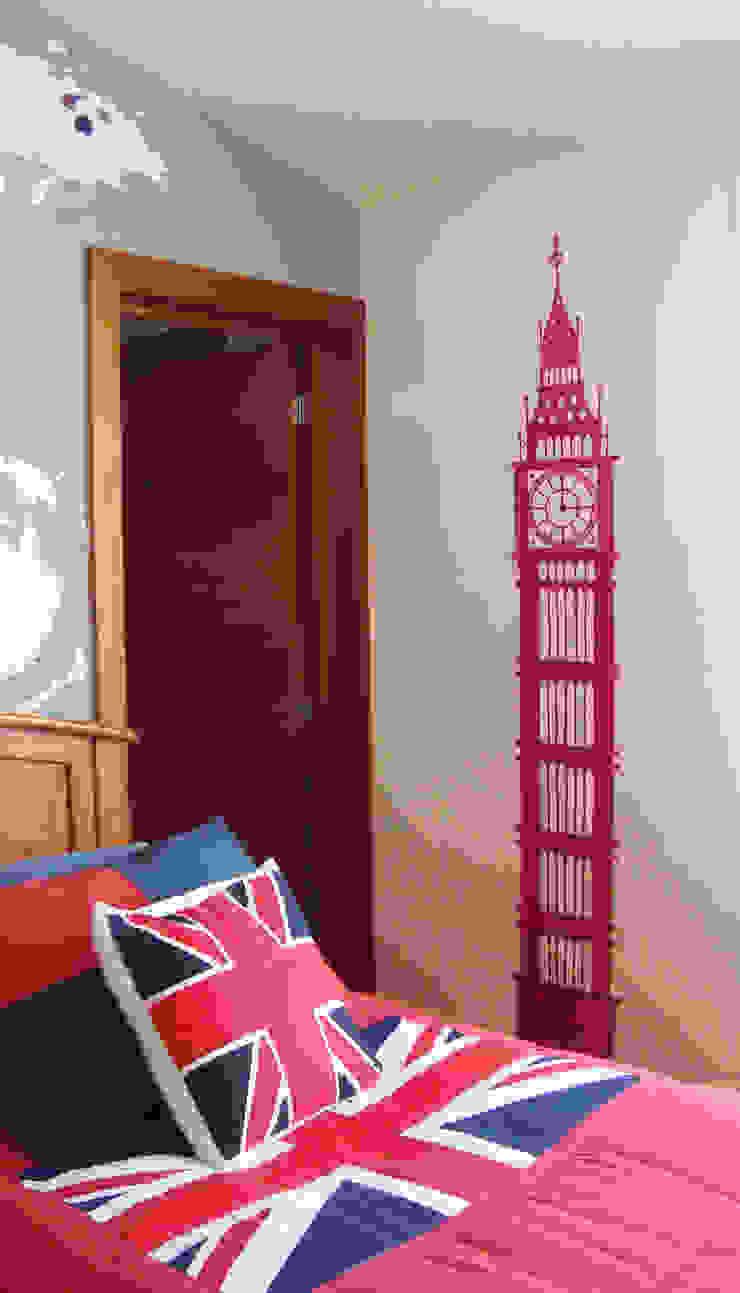 Silueta Big Ben de LM decoración